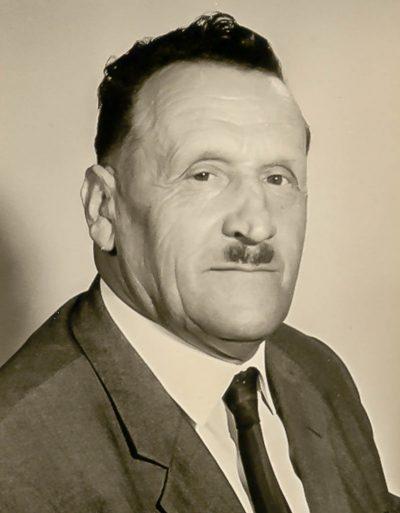 Johannes Mayer Portrait