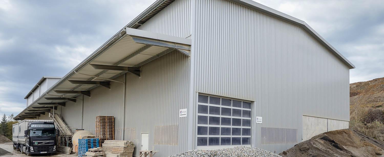 Granulan - Granulierwerk für Agrar- und Umweltprodukte
