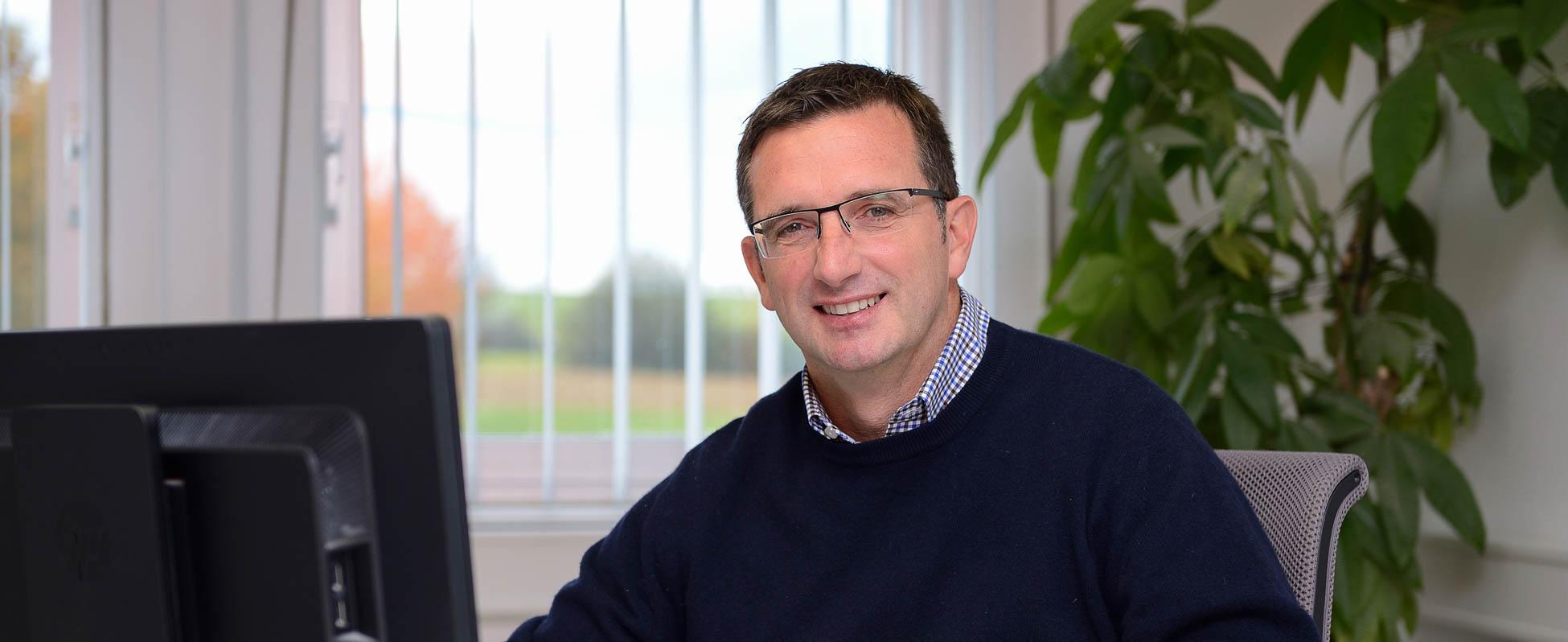 Markus Plaumann Portrait