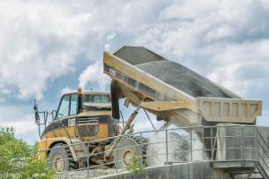 Maschinenpark - Dumper - CAT 725
