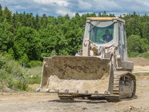 Laderaupe CAT 963