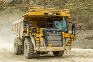 Muldenkipper CAT 775