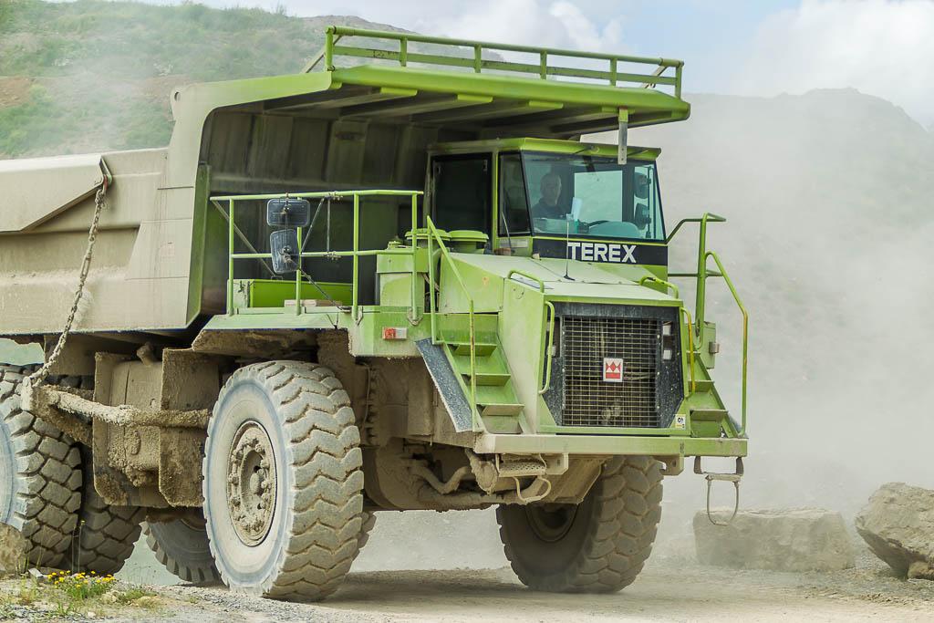 Muldenkipper T-REX TR60