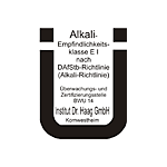 Alkali Empfindlichkeitsklasse